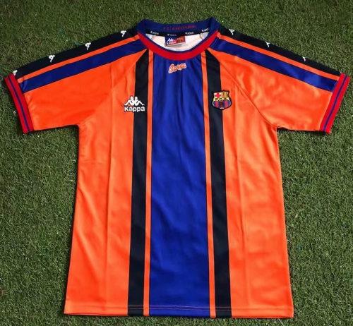 Barcelona 1997/1998 Away Retro Jersey
