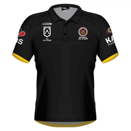 Indigenous All Stars 2021 Men's Rugby Polo