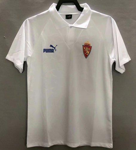 Real Zaragoza 1994/95 Home Retro Jersey