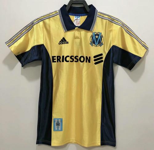 Olympique Marseille 1998-99 Home Retro Jersey