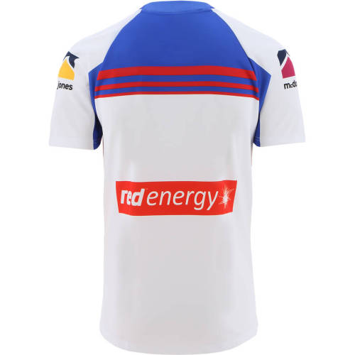 Newcastle Knights 2021 Men's Away Rugby Jersey