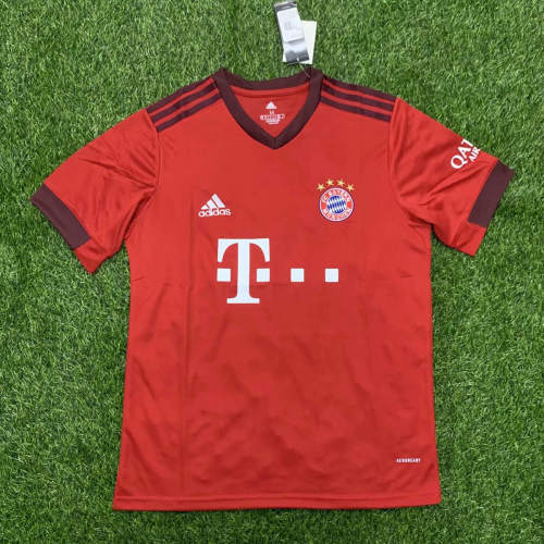 Thai Version Bayern Munich 21/22 Home Jersey - Leaked Edition