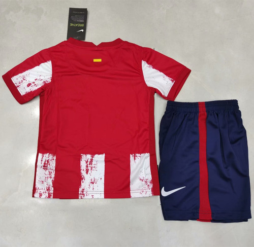 ATM 21/22 Kids Home Soccer Jersey and Short Kit