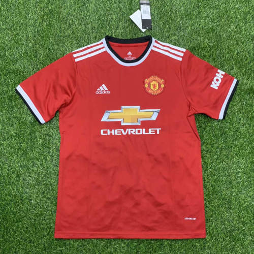 Thai Version Manchester United 21/22 Home Jersey - Leaked Edition