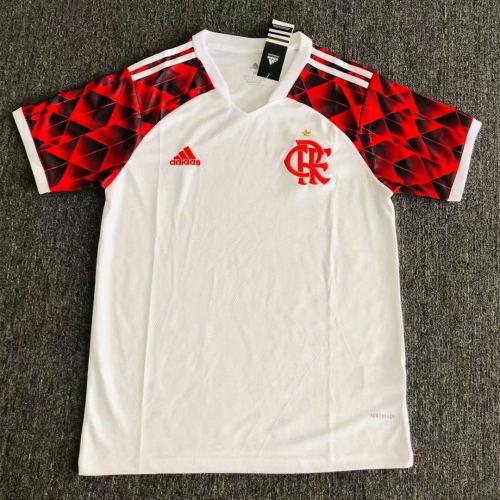 Thai Version Flamengo 2021 Away Soccer Jersey