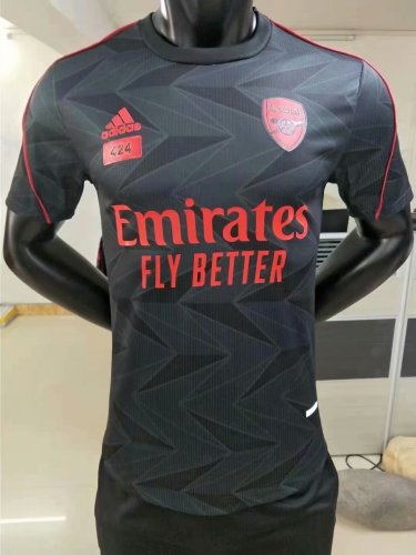 Player Version ARS × 424 Pre Match Authentic Jersey