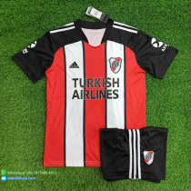 River Plate 2021 Third Soccer Jersey and Short Kit