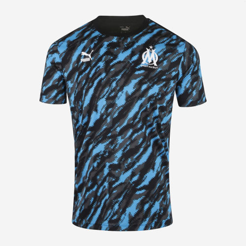 Thai Version Olympique Marseille 2021 'Iconic' Pre-Match Jersey