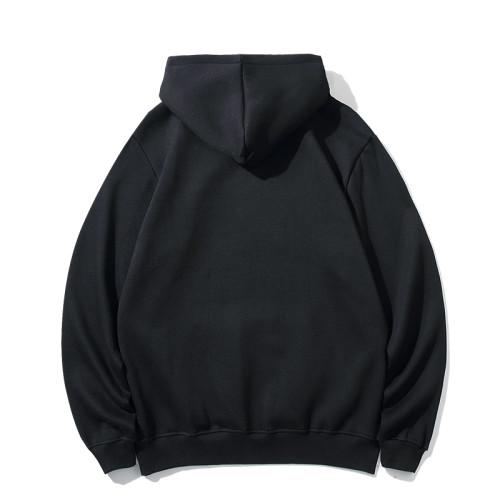 Casual Wear Brand Hoodies Black 2021.3.13