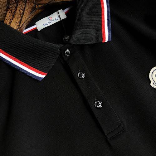 Fashionable Brand Polo Black 2021.3.13