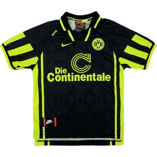 Dortmund 1996-1997 Away Retro Jersey