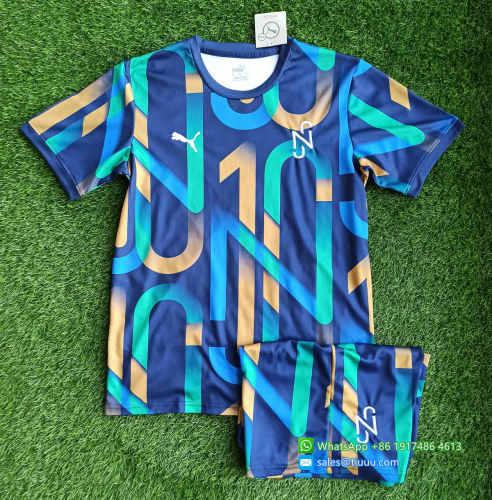 Neymar Jr Future Football Jersey and Short Kit