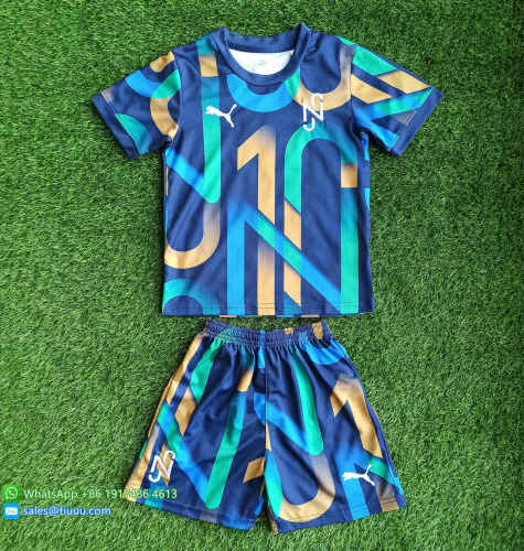 Kids Neymar Jr Future Soccer Jersey and Short Kit