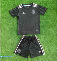 Kids Inter Miami CF 2021 Away Soccer Jersey and Short Kit