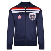England 1982 Empire Navy Retro Track Jacket