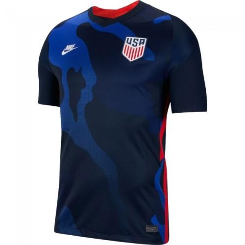 Thai Version USA 2020 Away Jersey