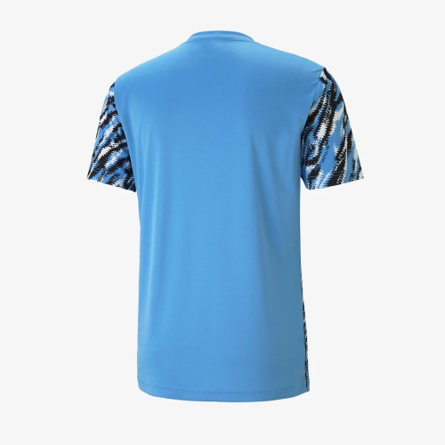 Thai Version Manchester City 20/21 'Iconic' Pre-Match Jersey
