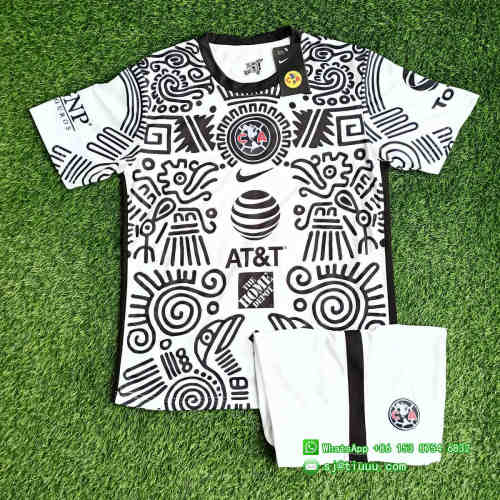 Club America 20/21 Third Soccer Jersey and Short Kit