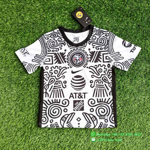 Kids Club America 20/21 Third Soccer Jersey and Short Kit