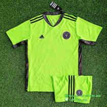 Inter Miami CF 2021 Goalkeeper Soccer Jersey and Short Kit