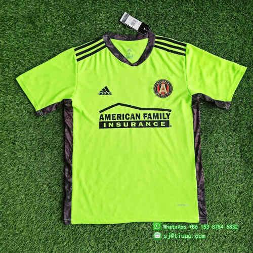 Atlanta United FC 2021 Goalkeeper Jersey and Short Kit