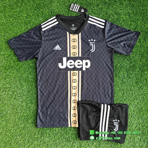 Juventus 20/21 Limited Edition Soccer Jersey and Short Kit