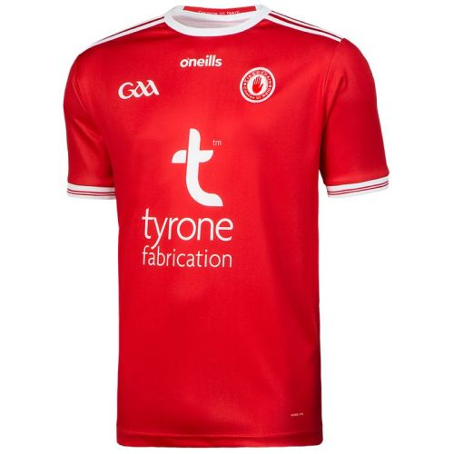 Tyrone GAA 2021 Men's Away 2-Stripe Jersey