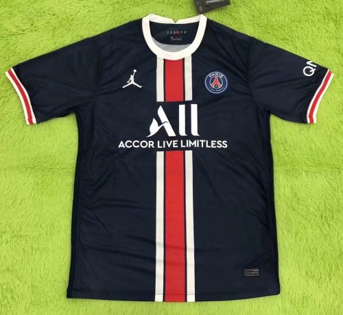 Thai Version Paris Saint-Germain 21/22 Home Soccer Jersey - Leaked Edition