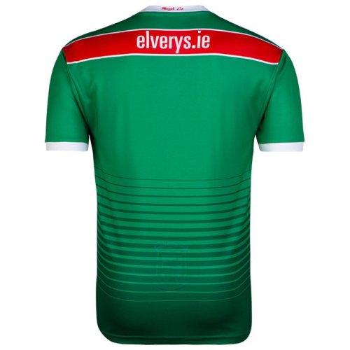 Mayo GAA 2021 Men's Home 2-Stripe Jersey