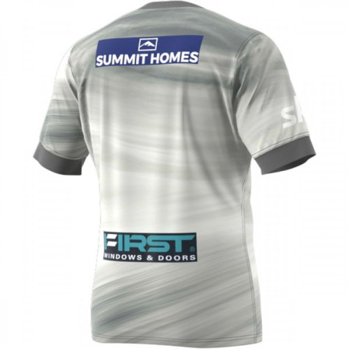 Chiefs 2021 Men's Primeblue Away Rugby Jersey