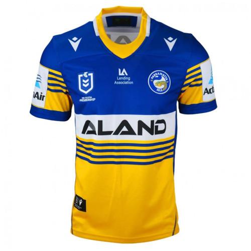 Parramatta Eels 2021 Men's Home Rugby Jersey