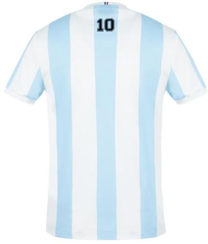Argentina 86 Salute to Maradona Legend Jersey