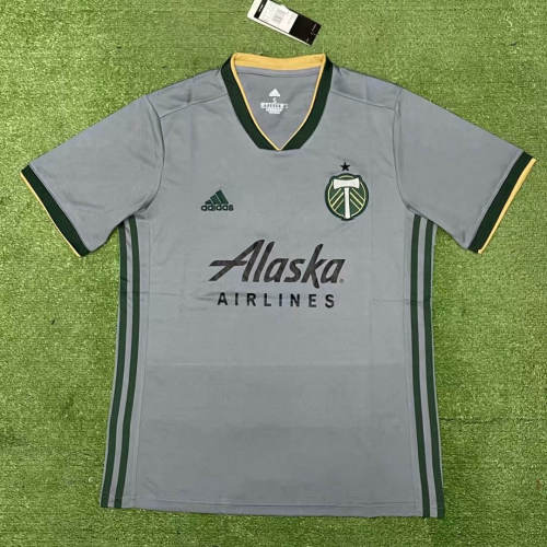 Thai Version Portland Timbers 2021 Commemorate Jersey