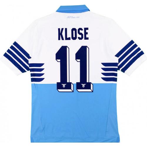 Lazio 2014-2015 Home 115 Years Retro Jersey Klose