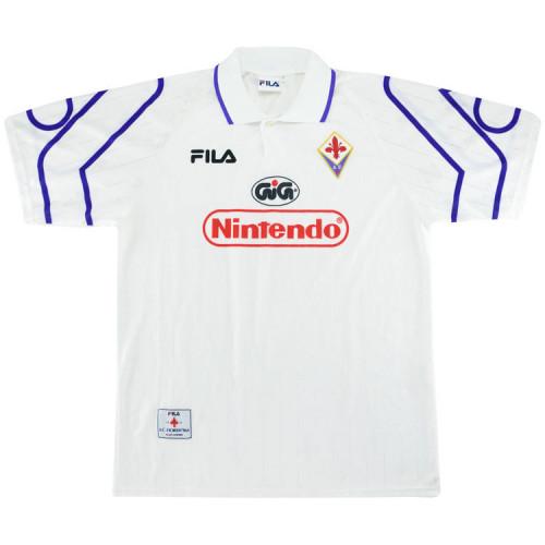 Fiorentina 1997-98 Away Retro Jersey
