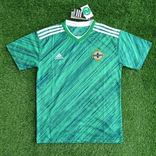 (Discount) Thai Version Northern Ireland 2020 Home Soccer Jersey