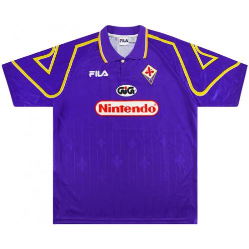Fiorentina 1997-98 Home Retro Jersey