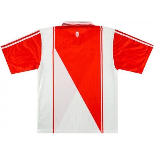 AS Monaco 1996-1997 Home Retro Jersey