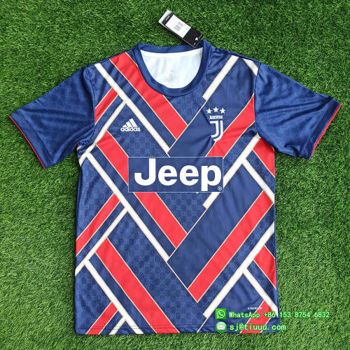 Juventus 21/22 Limited Edition Jersey and Short Kit - Navy