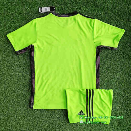 (Discount) Inter Miami CF 2021 Goalkeeper Soccer Jersey and Short Kit