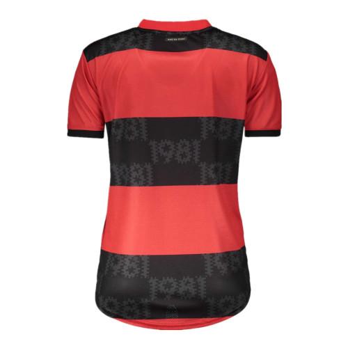 Thai Version Women's Flamengo 2021 Home Soccer Jersey