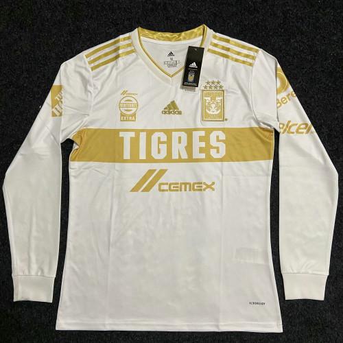 Thai Version Tigres UANL 20/21 LS Third Soccer Jersey