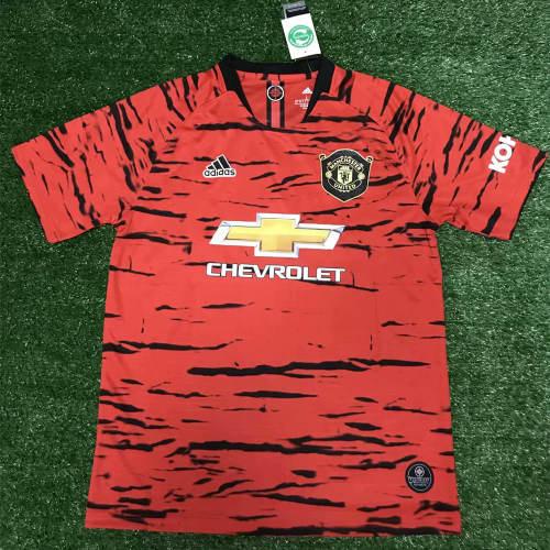 Thai Version Manchester United 21/22 Pre-Match Jersey
