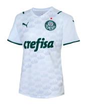 Thai Version Women's Palmeiras 2021 Away Soccer Jersey