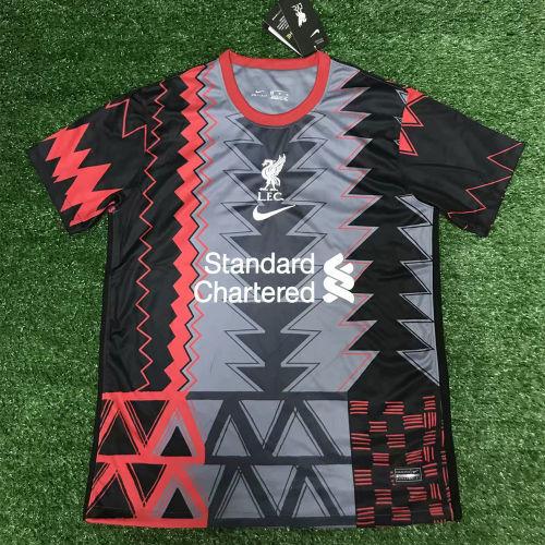 Thai Version Liverpool 21/22 Pre-Match Jersey