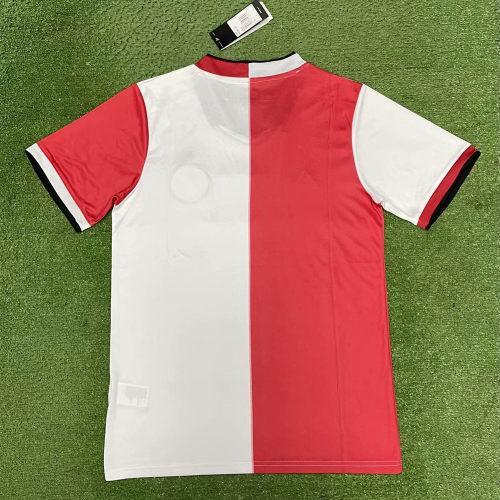 Thai Version Feyenoord Rotterdam 21/22 Home Jersey - Leaked Edition
