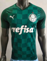 Player Version Palmeiras 2021 Home Authentic Jersey