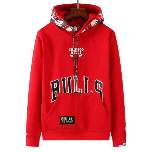 Joint Edition Hoodie Red
