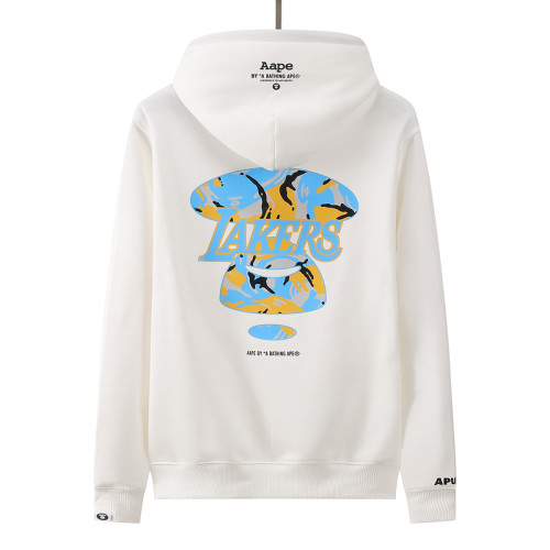 Joint Edition Hoodie White
