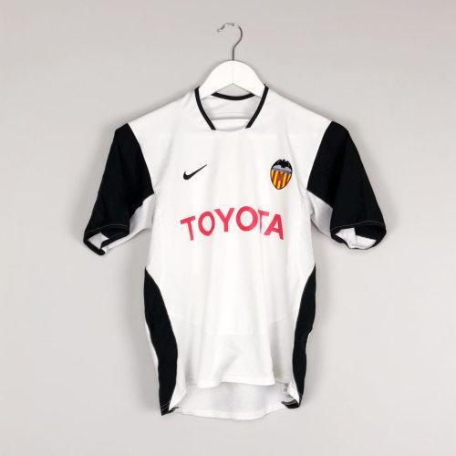 Valencia 2003-2004 Home Retro Jersey